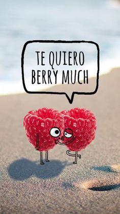 Te quiero berry much #mitú