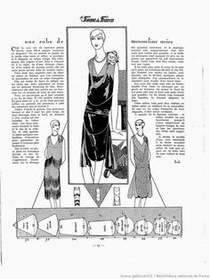 1920 Dress Patterns Free - WOW.com - Image Results