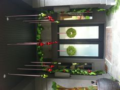 A Whole Bunch Of Christmas Porch Decorating Ideas - Christmas Decorating - Hang from frame not ceiling School Holiday Party, Grinch Christmas Party, Grinch Who Stole Christmas, Christmas Porch, Christmas Makes, Christmas Time, Christmas Crafts, Grinch Party, Christmas Ideas