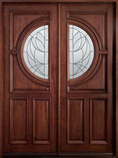 Wood Entry Doors from Doors for Builders Inc. | Solid Wood Entry . & DM640s Mahogany Exterior Fiberglass Door | Darpet Interior Doors ... Pezcame.Com