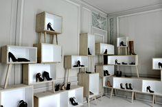 Celine, showroom Paris