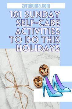 Are you looking for a list of self-care activities to do on a Sunday or after wrapping presents for Christmas? Here are 101 self-care Sunday ideas to add to your self-growth bucket list. This is great if you're looking to take a break from building your business or looking for something relaxing to do. | #christmas | #selfcare | #selflove | #personalgrowth | #holidays Sunday Activities, List Of Activities, Self Care Activities, Personal Mantra, Sunday Routine, Business Woman Successful, Wrapping Presents, Social Media Detox, Girl Boss Quotes