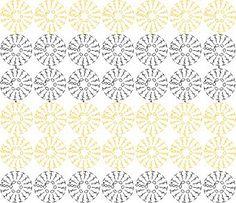Diy Crochet Granny Square, Crochet Diy, Crochet Dolls, Crochet Diagram, Crochet Chart, Crochet Stitches, Crochet Table Runner, Crochet Tablecloth, Crochet Flower Patterns