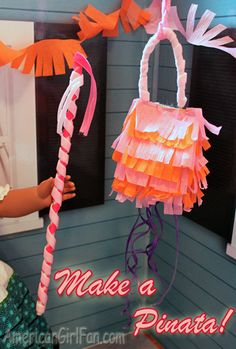 doll craft- make a pinata !