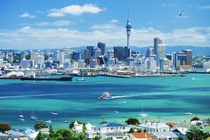 City Images - Auckland New Zealand New Zealand Cities, Visit New Zealand, Places To Travel, Travel Destinations, Places To Visit, Around The World Cruise, Papua Nova Guiné, New Zealand Adventure, Auckland New Zealand