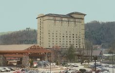 Harrah's Cherokee Casino and Hotel, some of the biggest entertainers come here to perform in Cherokee, N.C.
