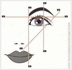 ¿Como debo depilar mis cejas para que sean apropiadas para mi rostro?   El tocador de Khimma