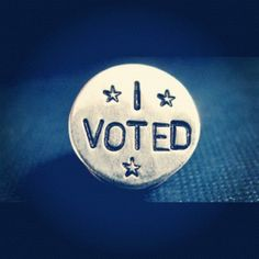 Today's the day! Have you voted yet? #VOTE