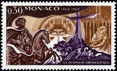 "Mónaco 19689 - Novela ""El último abencerraje"" escrita por François-René de Chateaubriand"