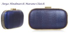 Anya Hindmarch Marano clutch