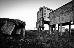 Kladno CZ, the wasteland, Czech Republic 2012