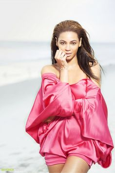 Beyonce is my inspiration. I love her.