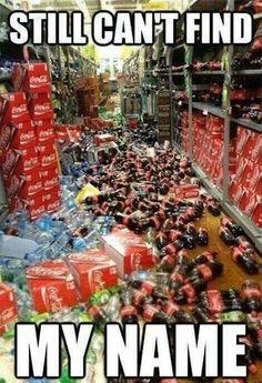 Coke names