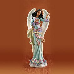 Chinue God's Blessing Pencil Angel Figurine by Lenox