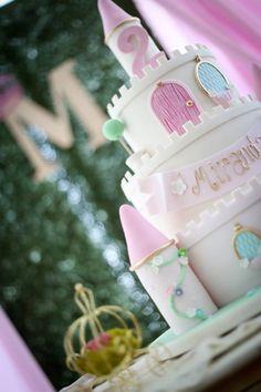 Classic Royal Princess Birthday Party - Bella Paris Designs Bella Paris Designs