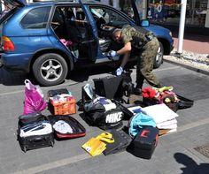 Amfetamina, extasy, czerpanie korzyści z nierządu, broń palna... - funkcjonariusze Straży Granicznej rozbili przemyską szajkę.