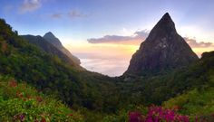 Have you ever wondered what it would be like to hike up the incredibly steep Petit Piton in St. Lucia? Join me on my hike to the summit, and find out!
