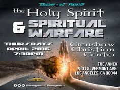 Did you know the situations we go through are more spiritual than anything! Young Adults, join TURNINGPOINT for Bible study this month every Thursday @ 7:30PM in the Annex as they get into spiritual warfare and how to effectively tap into the Holy Spirit as THE weapon! #turningpointccc
