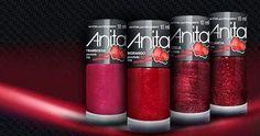 Coleção Frutas Vermelhas - Anita