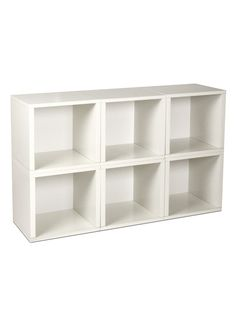 Modular Storage Cube Restackable 6 Pack by Way Basics on Gilt.com