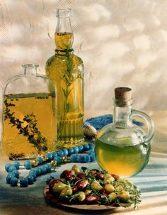 Greek Olive Oil Basics!