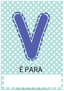 Livro de Atividade do Alfabeto (Aulas de Português e Inglês)
