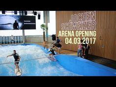 Bodyflying im vertikalen Windkanal im Flugrotor - Indoor Skydiving @ Jochen Schweizer Arena München Taufkirchen