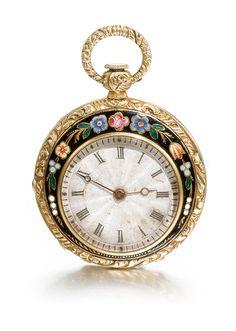 Pocket Watch 1820 alice and wonderland watch Antique Watches, Antique Clocks, Vintage Watches, Antique Jewelry, Vintage Jewelry, Pocket Watch Antique, Watch Necklace, Fine Watches, Beautiful Watches