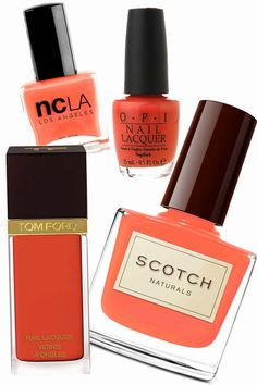Summer 2014 Nail Colors. Have you picked your favourite one?  Visit my blog for more!) And leave a comment saying your favourite nailpolish!