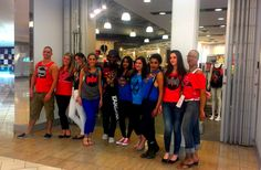 STYLEXCHANGE Staff showing off their colorful JOAT tops - which one is your fave?