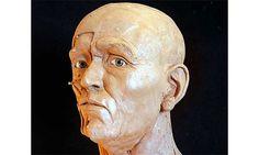 Facial reconstruction of Birger Jarl ( national Swedish hero )