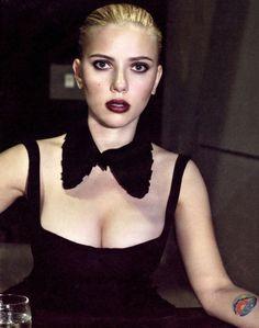 Scarlett Johansson in W Magazine March 2008