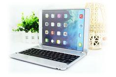 Teclado Inalámbrico Bluetooth Con Soporte Para iPad Air 2 00356 - Teclado Inalámbrico Bluetooth Con Soporte Para iPad Air 2  Elegante teclado Inalámbrico para tu iPad. Diseñado exclusivamente para iPad, ajustándose a sus medidas, para que no rompa el estilo del iPad. Diseño que otorga una apariencia de aluminio, siguiendo la línea de diseño de los productos App... - http://www.vamav.es/producto/teclado-inalambrico-bluetooth-con-soporte-para-ipad-air-2-00356/