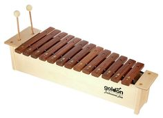 Goldon Soprano Xylophone Model 10200 - Thomann www.thomann.de #orchestra #drums #drummer #drumming #classical #gift #present #xmas #christmas #music #musicians #instruments #xylohone
