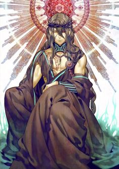 Kamigami no Asobi Hades I Love Anime, Awesome Anime, All Anime, Anime Guys, Anime Art, Anime Cosplay, Comic Character, Character Design, Character Concept