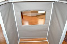 That's So Cuegly: Puppet Theater (PVC PIPE)