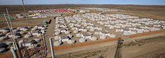 Mongolei:  Der Bergbau ist einer der Hauptgründe für die Verwüstung der riesigen Hochebene.