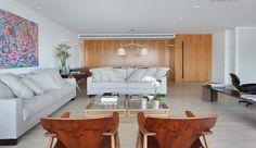 Studio 021 Arquitetura - sala de estar - interior Design - Decoração de sala - Living room - Living