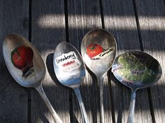 Creative Plant Markers for Your Garden