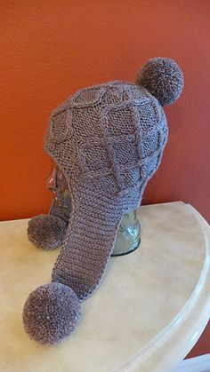 Ravelry: mirielgw's Huaraz with Long Rounded Earflaps