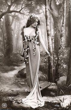 Photography by Reutlinger Studio c. 1910s