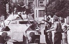 Fallschirmjäger Rome september 1943, pin by Paolo Marzioli