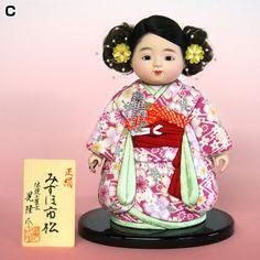 Saitama Prefecture Edo Kimekomi Doll, Mizuho Ichimatsu
