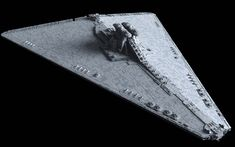 Imperial Star Destroyer, Secutor-class http://fractalsponge.net/gallery/index.html
