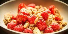 Rask dessert med bær - Den raskeste desserten med bær du kan lage? Jo, det er nok denne.