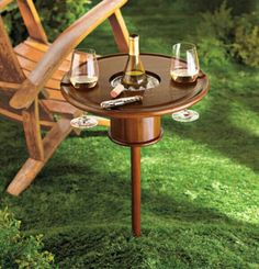 sicheres relaxen im Garten