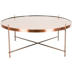 Monroe Coffee Table 290 Liked On Polyvore Featuring Home Furniture Tables