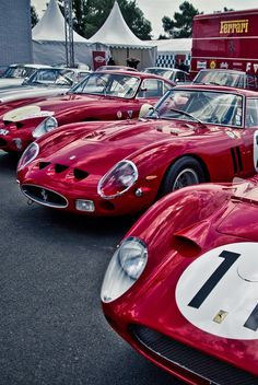 Ferrari 250 GTO (Le Mans Classic 2014)