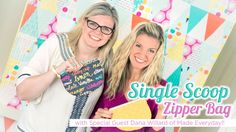 Hey guys! We are in the studio today with a very special guest, Dana Willard from the YouTube channel, Made Everyday. Today she is going to teach us how to m...