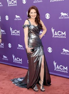 Katie Armiger at the Academy of Country Music Awards 2013 - Best & Worst Dressed - The American Country Music Awards 2013 - Photos